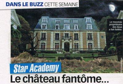 Voici le chateau de la star academy franck maisons et annie m - Chateau de la star academy ...