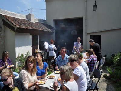Week-end Barbecue � la maison.